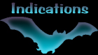 Indications of bats